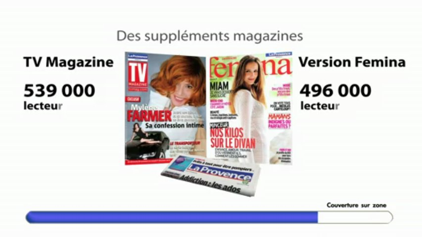 Présentation Provence Media (HD)