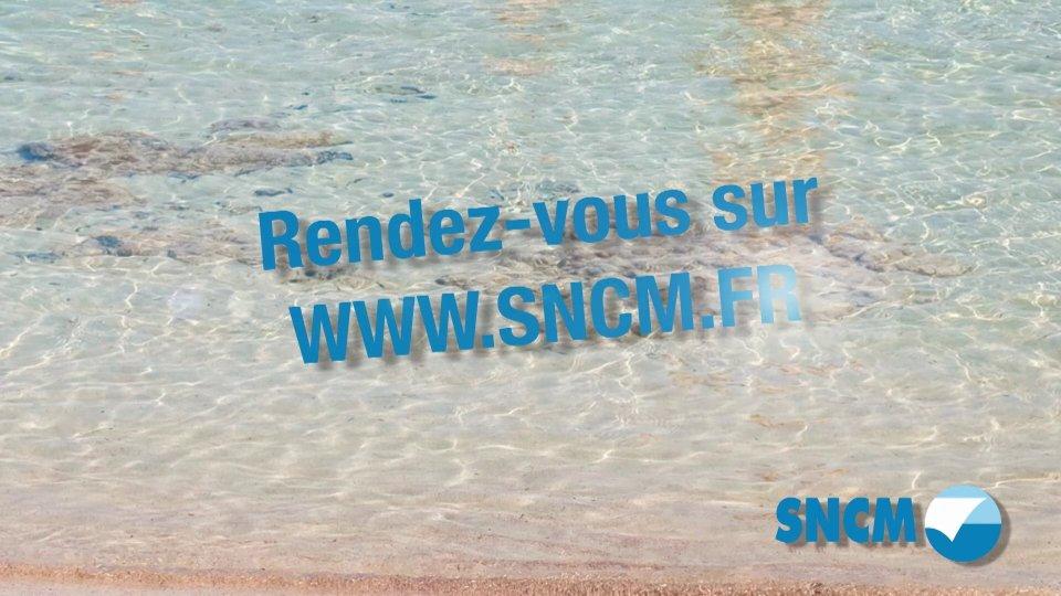 Spot publicitaire SNCM