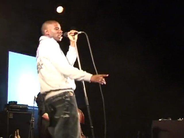 Concert Abd El Malik