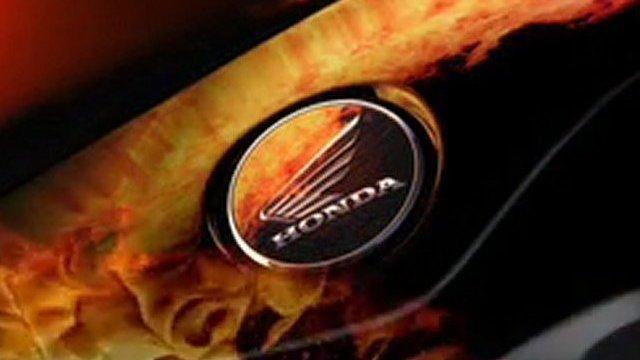 Reportage sur la moto Honda 1000-CBR